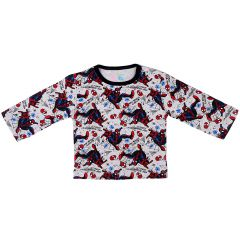 Baby T-Shirt Full Sleeves - Red