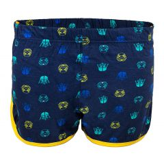 Women's Shorts - Skul Blue