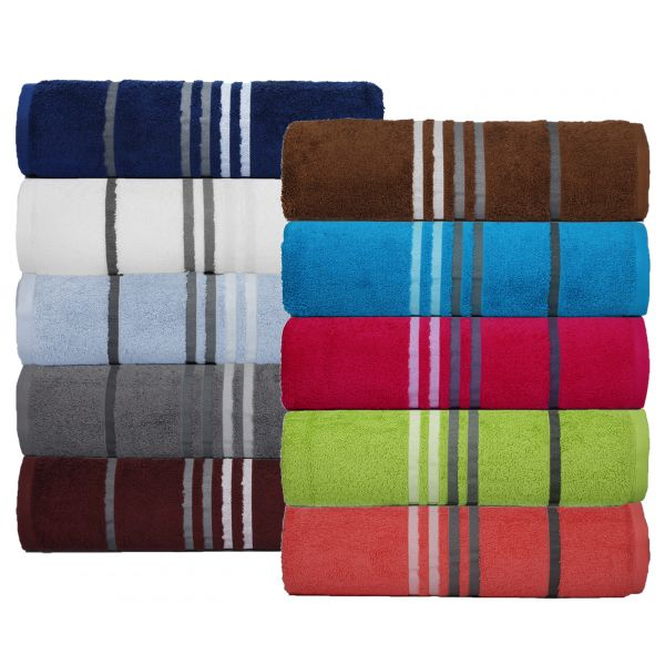Exotic Towel Set - 6 Pcs