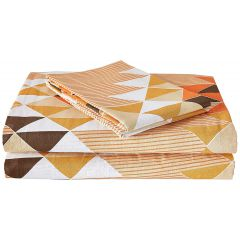Double Bedsheet - Casa Basics - Multicolour15