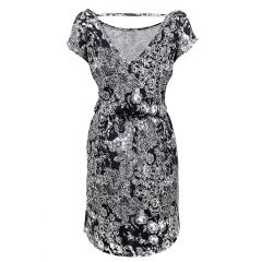 Women's Hatty Dress - Black